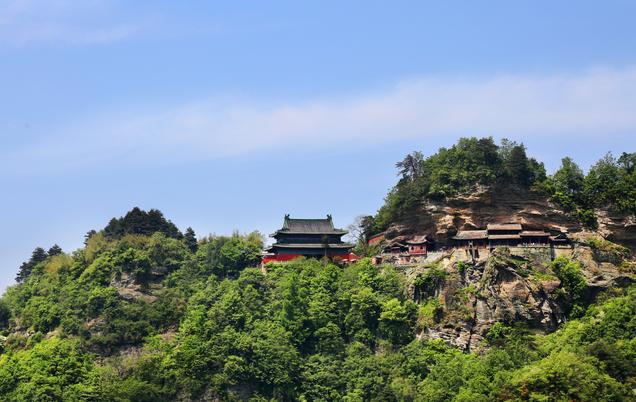 武当山古建筑群
