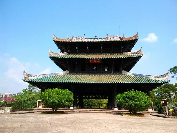 真武阁——中国古代建筑史上的一颗明珠