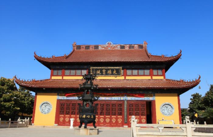 江苏古建筑息心寺:850年的古刹,多元文化汇聚!