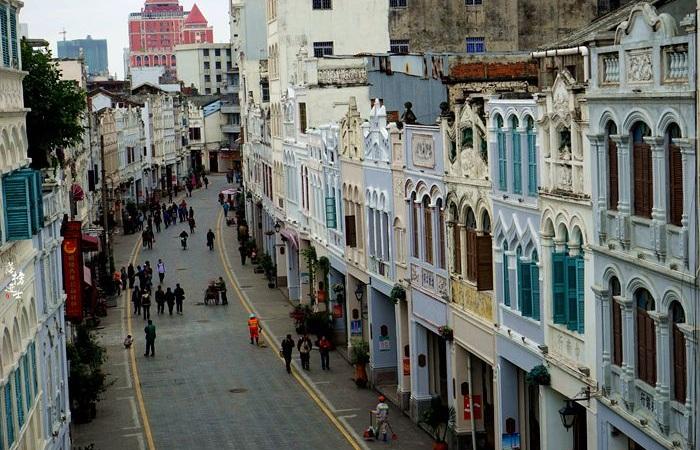 细数海口骑楼老街里的文化印记