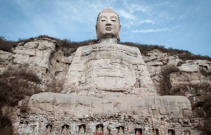 北朝时期规模最大的蒙山大佛,为何神秘消失600年?