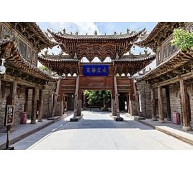 张掖古建筑-张掖古建筑设计-张掖古建园林公司