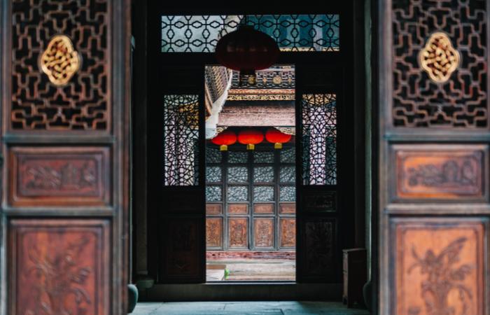 中国古建筑设计有哪些特色?