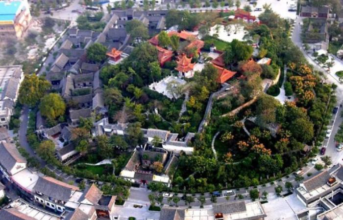 户部山古建筑群——古城徐州明清数百年的见证