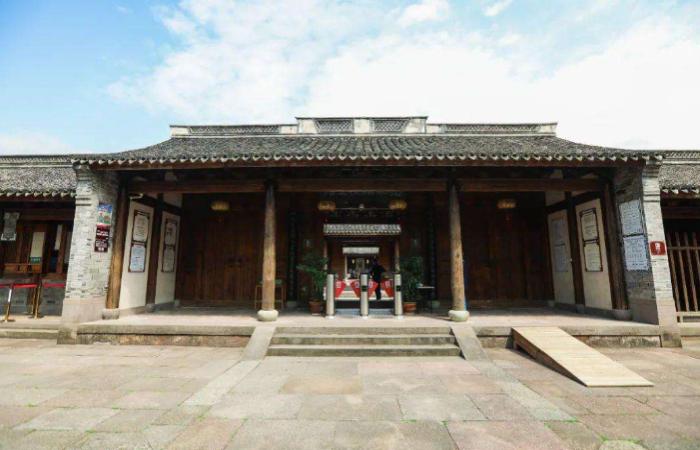 慈城古建筑群——江南地区目前保存最为完整的古代县城