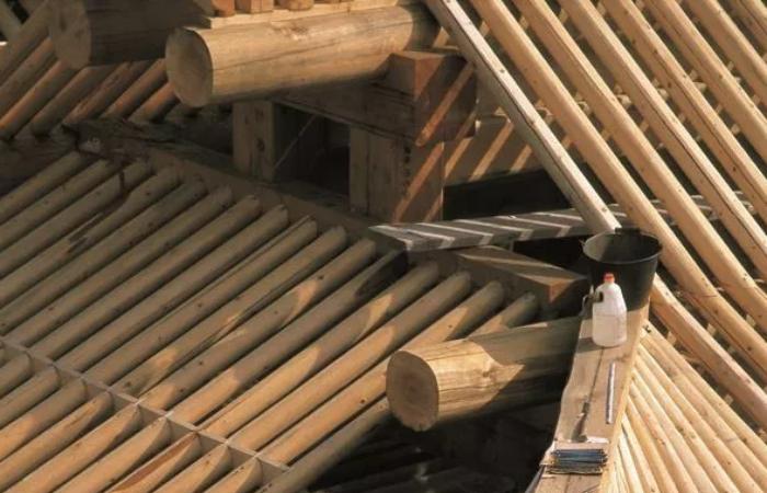 中国传统建筑中所用到的木作工具