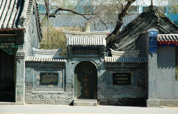 卜奎清真寺 黑龙江省规模最大的清真寺寺院