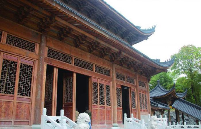案例展示-杭州上天竺法喜讲寺