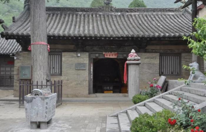 长治龙门寺——六朝木构古建筑