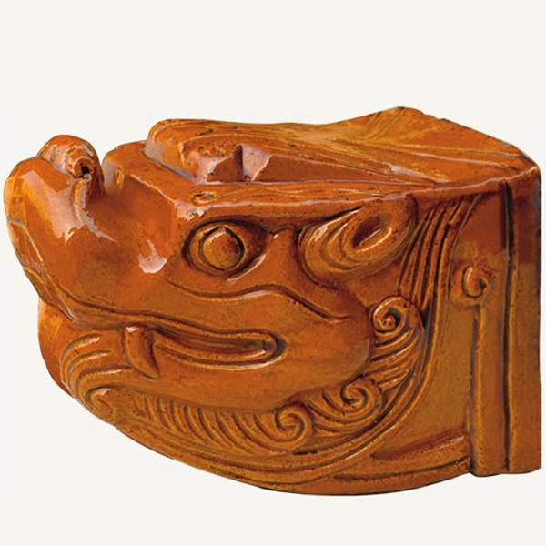 琉璃套兽_琉璃瓦套兽_琉璃瓦套兽价格--网店展示-古建中国