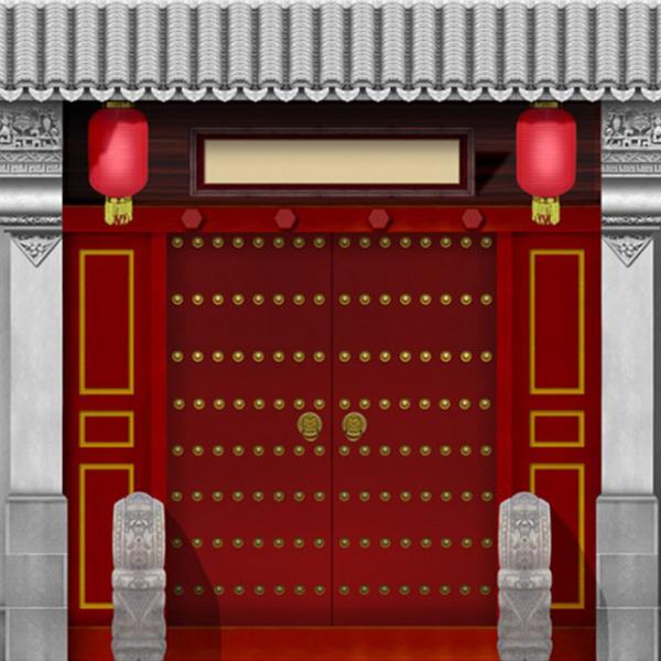 农村仿古门楼_中式门楼价格_尺寸按平方计算--网店展示-古建中国
