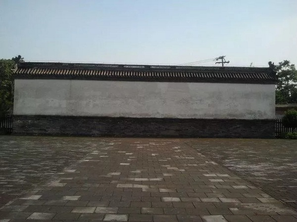 定州贡院影壁