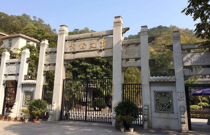 韩文公祠 潮州文脉的传承