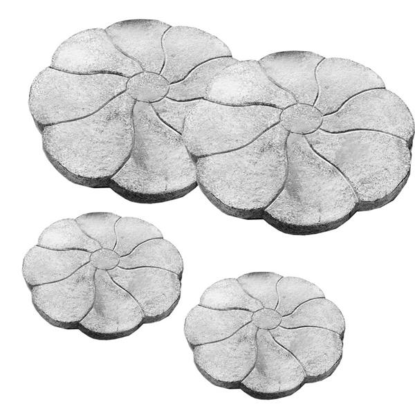 花岗岩现货汀步石_石头踏步石_掇步石头片_大量现货出售--河北石头记雕塑有限公司