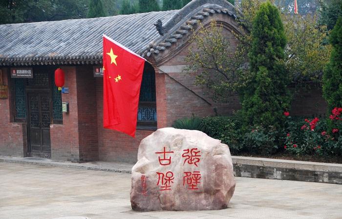 张壁古堡被誉为不次于故宫的古堡