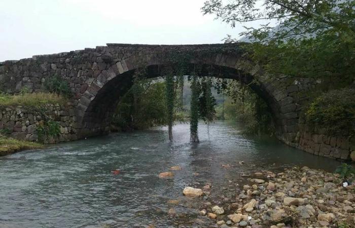 嵊州市谷来玉成桥