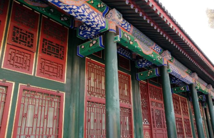 门窗——中国建筑中的装饰文化