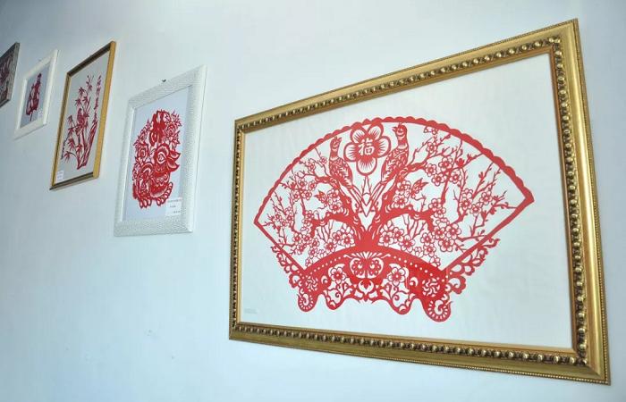 非物质文化遗产之珲春满族剪纸