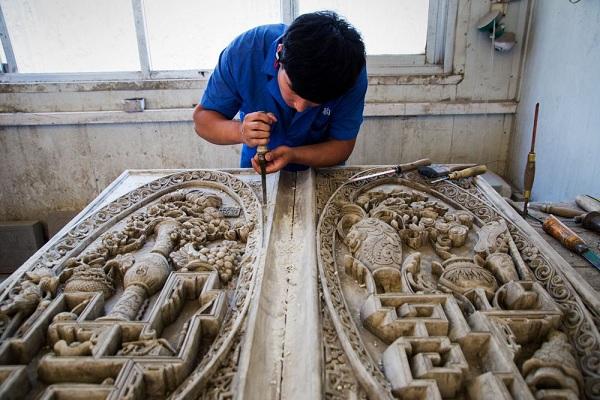 临夏砖雕制作