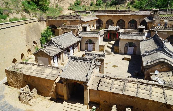 姜氏庄园:全国唯一的城堡式窑洞庄园