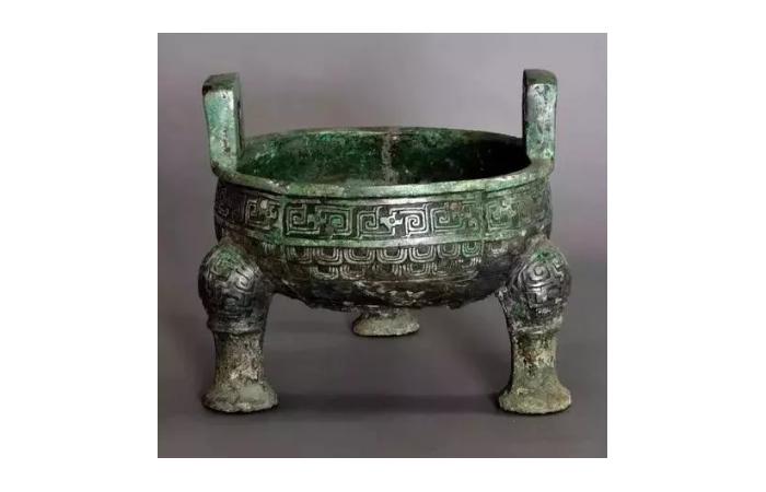 商周青铜器——古代关于鼎的故事