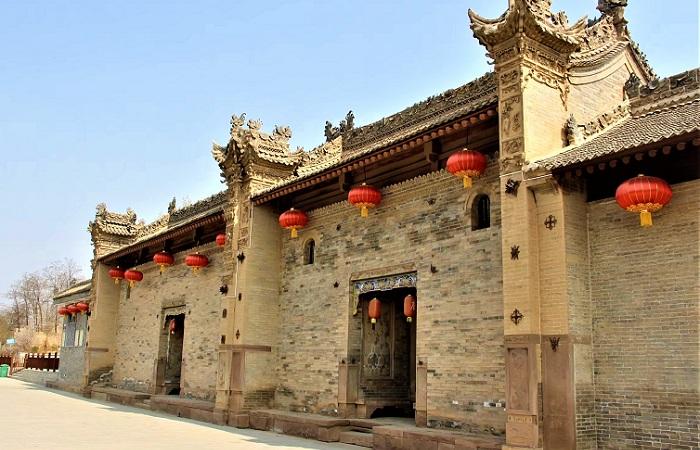 唐家大院——渭北高原上的传统民居瑰宝