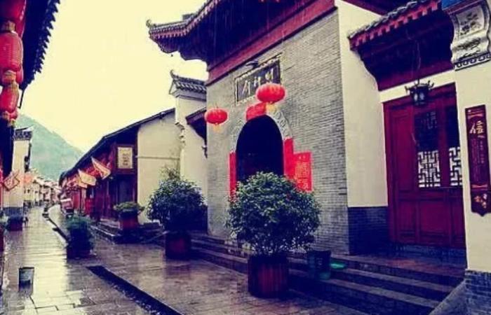 陕西商洛古镇古村推荐,不可错过的风景!