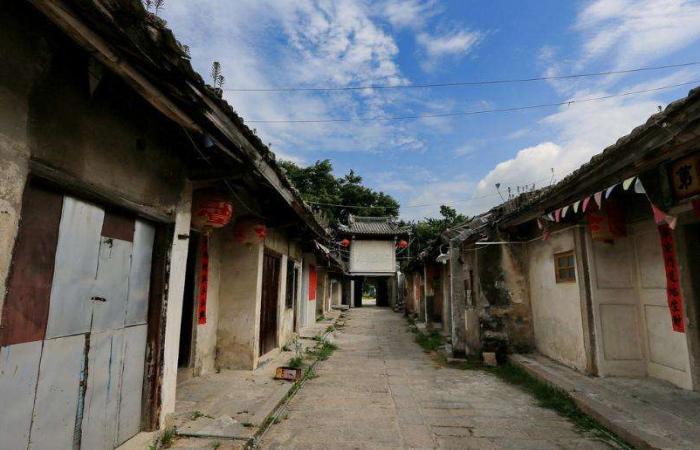 潮州古建筑群龙湖古寨——千年故事等你来探寻