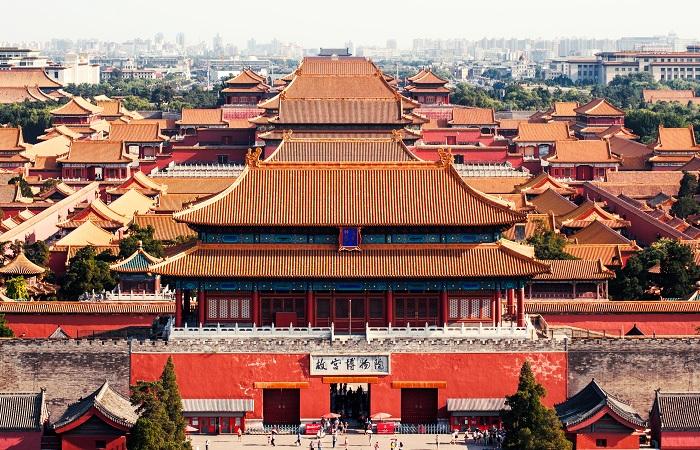 故宫三大殿分别是哪三座宫殿?