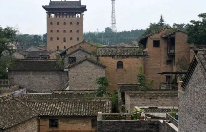 太行古堡——中国保存最大的乡村古堡群