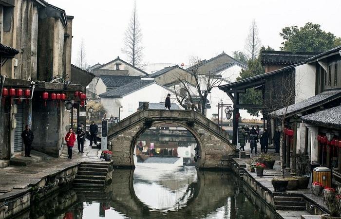 江南最原汁原味的水乡:绍兴东浦古镇