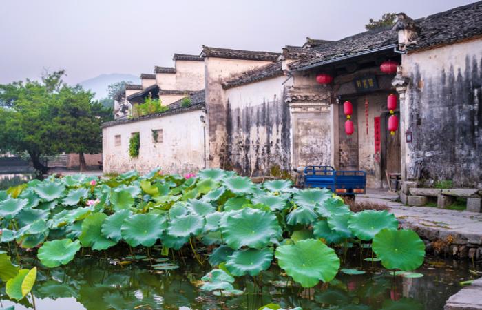 皖南旅游推荐——山水风光与原味古村
