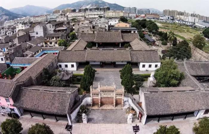 温州古建筑永昌堡——400多年历史的抗倭城堡