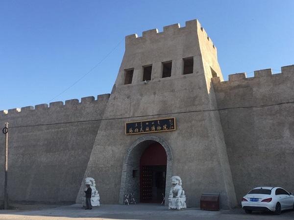 锡伯民族博物院