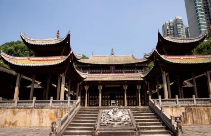 中国古建筑的消暑设计体现在哪些方面?