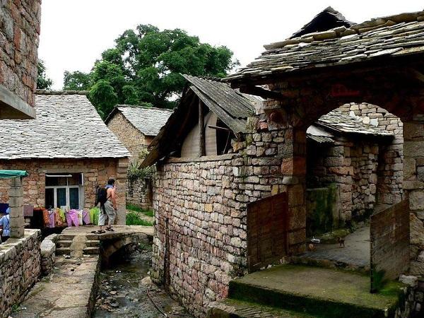 布依族的房子