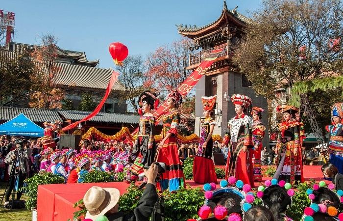 彝族传统节日的故事传说