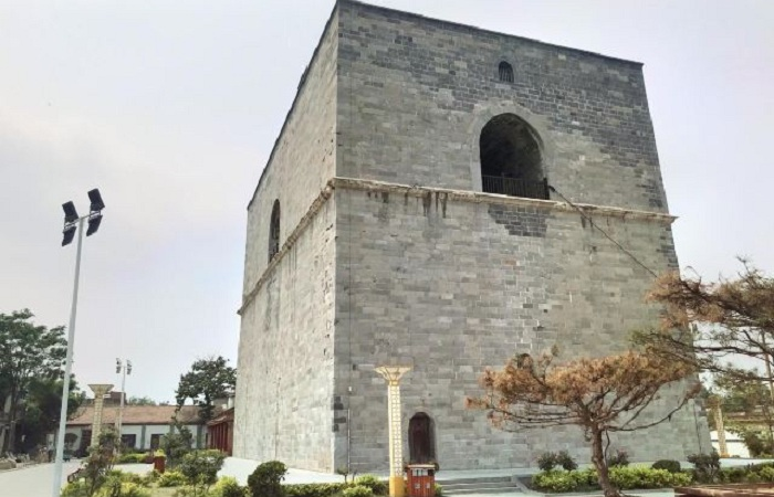 卫辉望京楼:全国最大的石构无梁殿古建筑