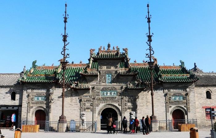 亳州花戏楼 不一样的大关帝庙