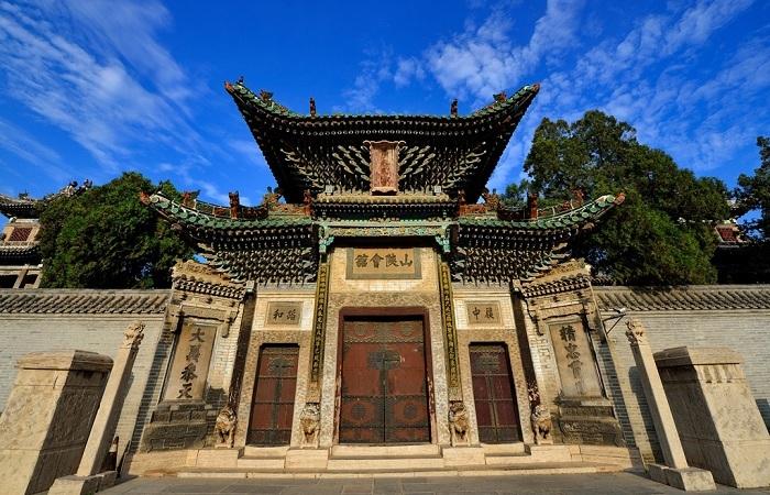 山陕会馆:清代聊城商业繁荣的缩影和见证