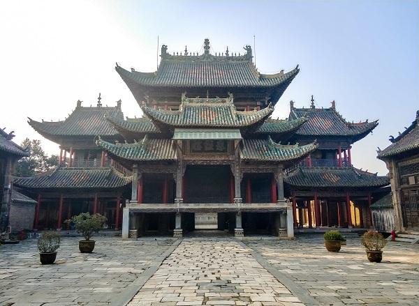 山陕会馆·悬镒楼