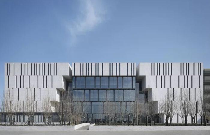 建筑大师刘景樑设计作品-滨海现代美术馆