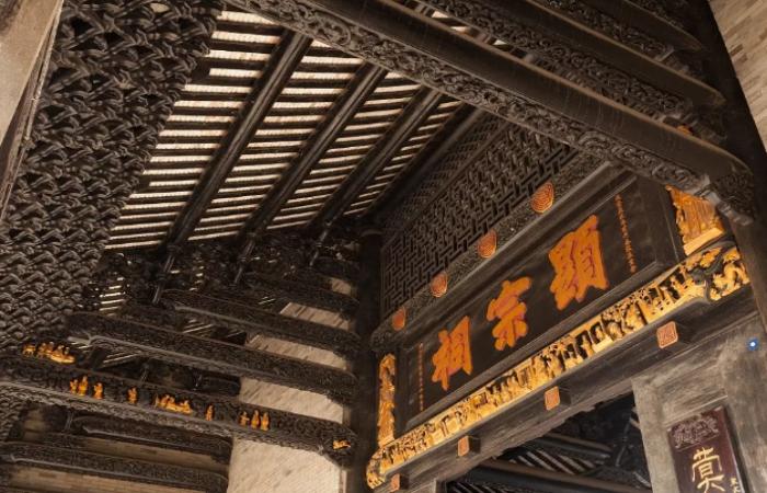 番禺大岭村:800多年历史,典型的岭南古村落!