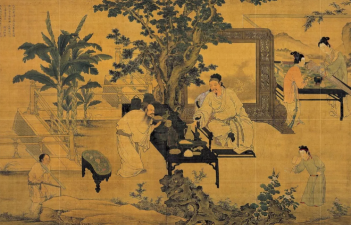 古代室内家具——关于屏风的知识