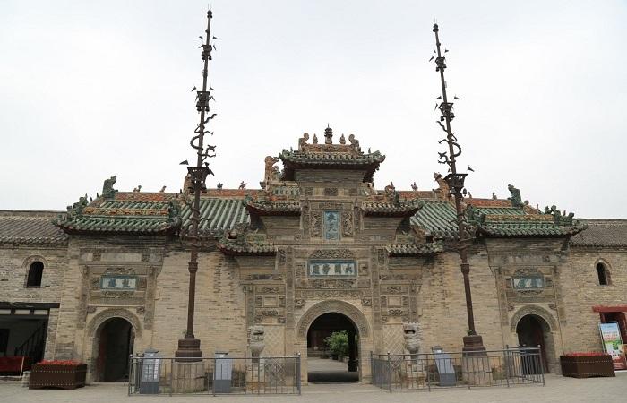 """亳州花戏楼:""""穿越""""三百年,""""三绝""""传世间"""