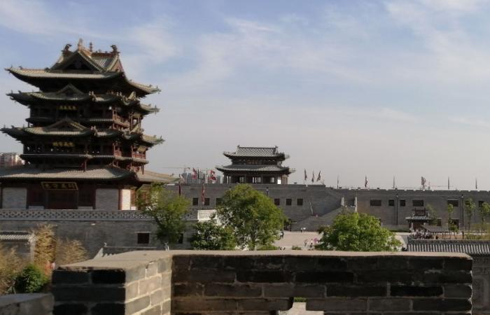 山东水浒好汉城:千年古县,水浒英雄的传奇故事