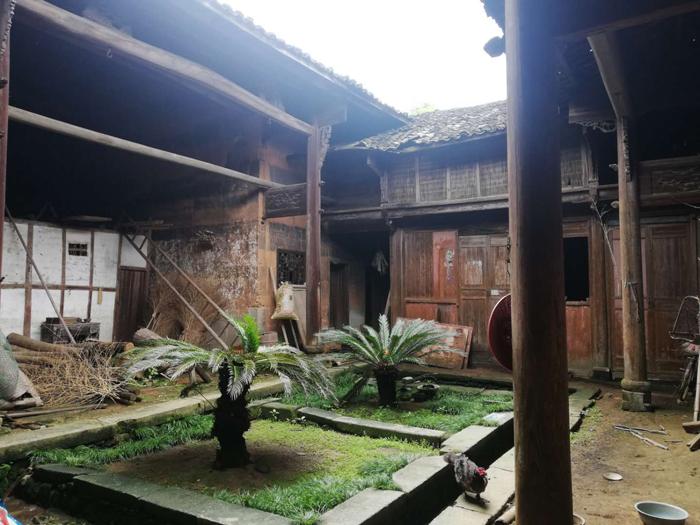出售_江西宜丰黄岗_760多平方的古宅_老房子