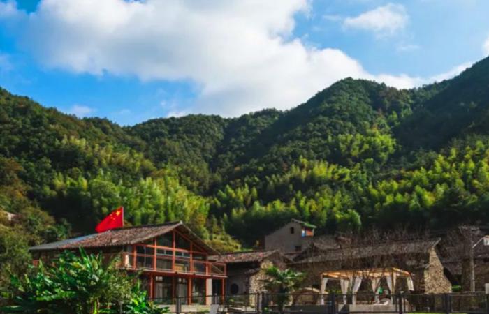 考坑村——浙江省保存最完善的三大石头村落之一