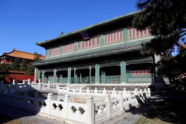 北京文渊阁