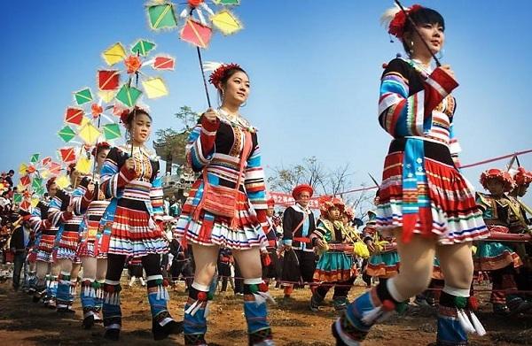 瑶族歌堂节